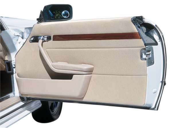 Mercedes benz sl class 1972 1989 r107 c107 interior for Mercedes benz interior parts