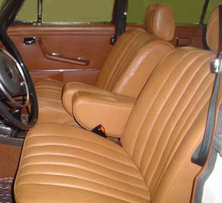 Mercedes 114 sedan interior for Mercedes benz replacement parts for the interior