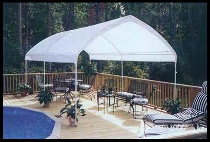 Pelican Parts Com 10x20 Arch Roof Canopy