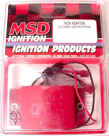 Project 24  Installing An Msd Ignition Unit