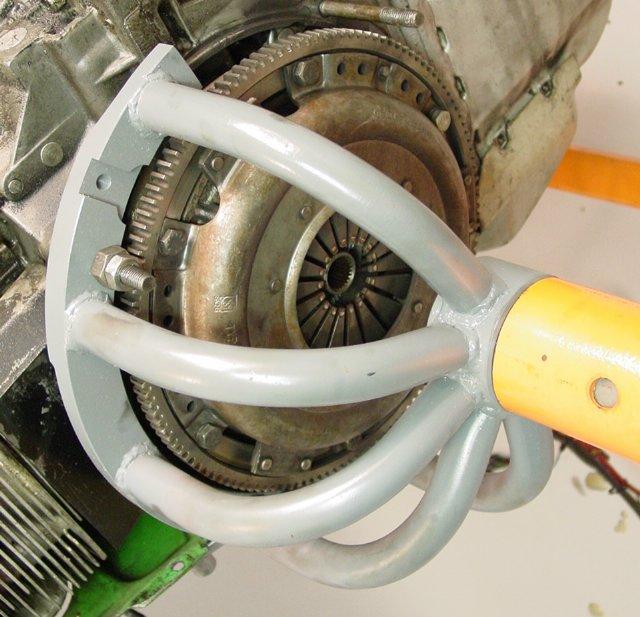Porsche 911 Engine Stand Yoke: Porsche 911 Engine Rebuild Wizard