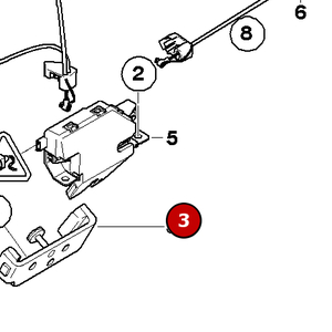 High Current Connectors as well Best Security Doors For Home furthermore Camera Wiring Schematic moreover SIGMA M12 CAR ALARM FACTORY KEY PLIP UPGRADE furthermore Bmw E90 Parts Diagram. on smart alarm wiring diagram