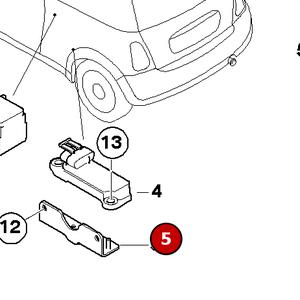 Mini Cooper Convertible Parts Diagram
