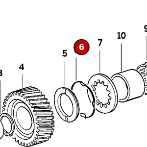 351c Distributor Wiring Diagram together with 42le Transmission Diagram moreover 1991 Cadillac Deville Wiring Diagram further 2003 Trailblazer Shifter Cable End in addition 350909513746. on saab transmission parts