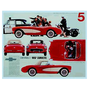 American Miscellaneous Car Posters