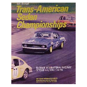 American Auto Racing Posters