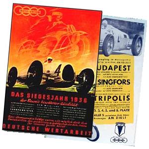 Audi Posters