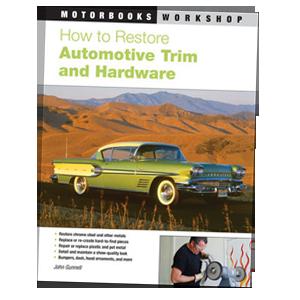 Automotive Restoration Books