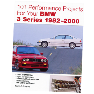 BMW 3-series E30/E36 Project Book