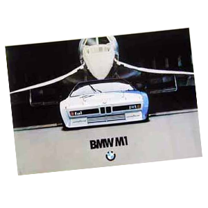 Miscellaneous BMW Posters