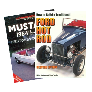 American Car Books Continued