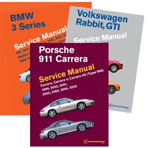 Automotive Technical Books