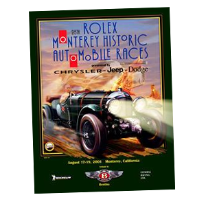 British Miscellaneous Auto Posters