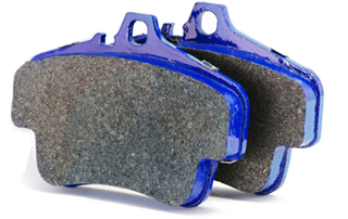 Cool Carbon Performance Brake Pads