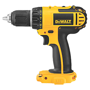 Cordless Drills and Screwdrivers