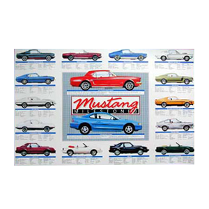 Miscellaneous Ford Posters