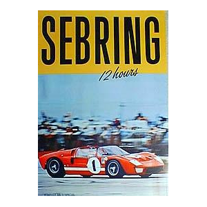 Ford Racing Posters
