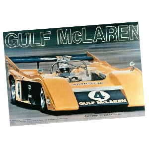 Can Am Series Posters