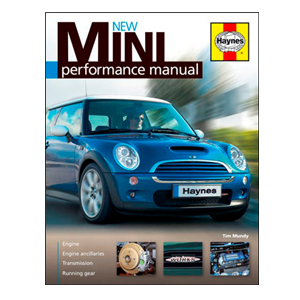 Mini Cooper Books