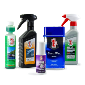 1Z Einszett Cleaning Products