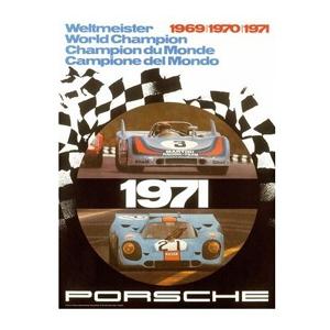 Porsche 917 Posters
