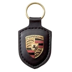 Porsche Keychains and Pins