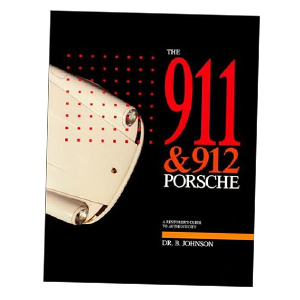 Porsche Restoration Books