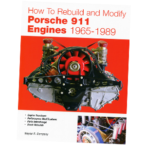 How to Rebuild Porsche 911 engines