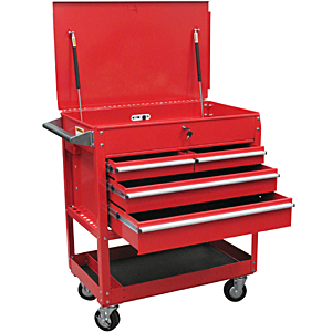 Tool Carts and Boxes