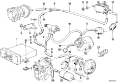 M20 Transmission Diagram furthermore M20 Transmission Diagram further Cooling System Water Hoses also 07119906128 as well  on bmw m20 engine vacuum diagram