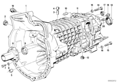 1984 Bmw 318i Transmission Diagram on dodge w150 wiring diagram