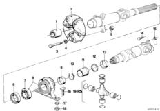 Bmw 735i Engine