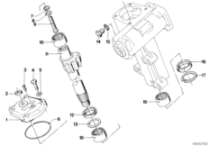 Geo Metro Wiring Diagram In Addition 2007 Mercury Sable further 07119963129 as well 2007 Jeep Wrangler Oil Pressure Switch Location also Housing S besides odicis. on 2004 bmw m3 oil filter