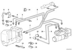 32411138007 in addition Bmw E28 Wiring Harness besides Jeep  mander Crankshaft Sensor Location additionally 0153200 in addition Bmw 540i Engine Model. on e32 wiring diagram