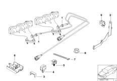 1998 bmw 323i convertible parts