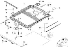 bmw 740i body parts diagram html
