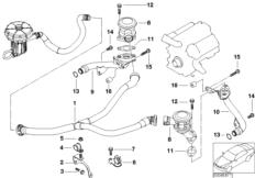 Egr Sensor Symptoms further Dodge Caravan Idle Air Control Valve Location as well Sis additionally T2645352 Need vaccum line furthermore 2063489. on bmw iac valve