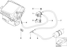 2000 Bmw 740il Engine Diagram on 2000 Bmw 528i Serpentine Belt Diagram