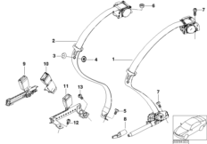 e38 engine diagrams 1998 bmw 740il parts diagram wiring