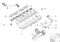 Bmw Twin Turbo 4 Cylinder Engine as well Bmw N51 Engine further Chrysler 2007 2 7 Engine Diagram likewise Bmw 323ci Engine Parts Diagram besides Bmw N52 Cylinder Engine Diagram. on bmw n52 wiring diagram