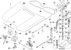 Wiring Diagram Onan P220 furthermore Engine Electrical System furthermore Yamaha Golf Cart Diagram besides 2002 Bmw Z3 Parts Catalog together with 2002 Bmw Z3 Parts Catalog. on e39 touring wiring diagram