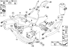 2002 Bmw 745li Engine Diagrams together with Bmw E60 Relay Diagram in addition Bmw E60  plete Wiring Diagram likewise 2000 Bmw E46 323i Vacuum Diagram together with 2008 Bmw 335i Wiring Diagram. on 138201 2001 bmw 325i vacuum diagram