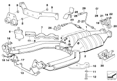 97 bmw 540i wiring harness diagram