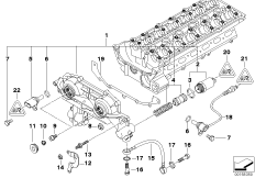 99 bmw 323i engine diagram with 11 36 1 433 817 M17 on Cyl Volvo Motor 提供 Replace Volvo 850 T5 Exhaust Manifolds Volvo besides 2000 Bmw 323i Vacuum Hose Diagram furthermore Bmw Z4 Wiring Diagram additionally 2012 Acura Tl Engine Diagram also 2003 Bmw 325i Serpentine Belt.