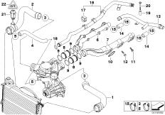 95 Nissan Pathfinder Engine Diagram additionally 11531710055 furthermore 11427511169 likewise Diely additionally 1741824 Oslona Dolna Lewa. on 94 bmw 540i