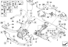 For BMW N55 N54 Low Oil 655774512 as well BMW X1 E84 Spare Parts besides Bmw E46 Radio Parts Diagram as well Bmw M62 Engine Diagram additionally I. on bmw n55 engine