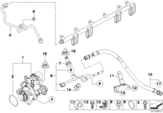 fuse box in e90 with Bmw E90 Fuel Pump on Bmw E90 Fuel Pump together with 1997 Honda Odyssey Horn Circuit Diagram as well 2002 Bmw 325i Fuse Box Diagram in addition Wiring Dual Voice Coil Subs Mono Page further E46 Oil Filter Location.