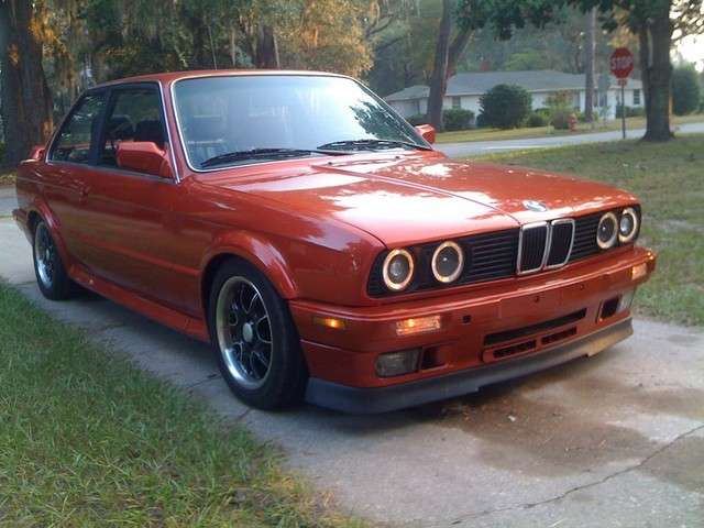 1986 bmw 528e idle control valve location
