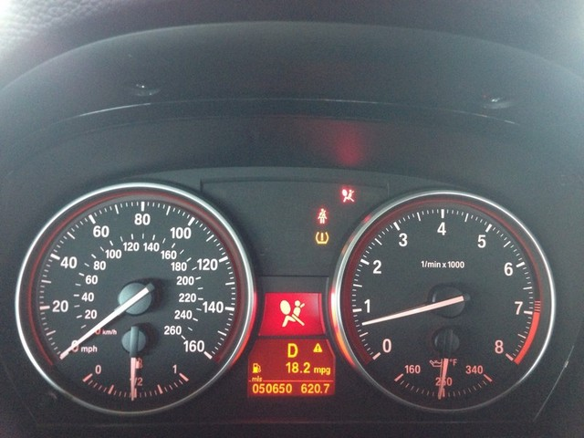 Bmw E30 E36 Air Bag Warning Light Reset 3 Series 1983