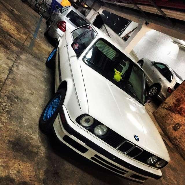 BMW E30/E36 Manual Transmission Fluid Replacement